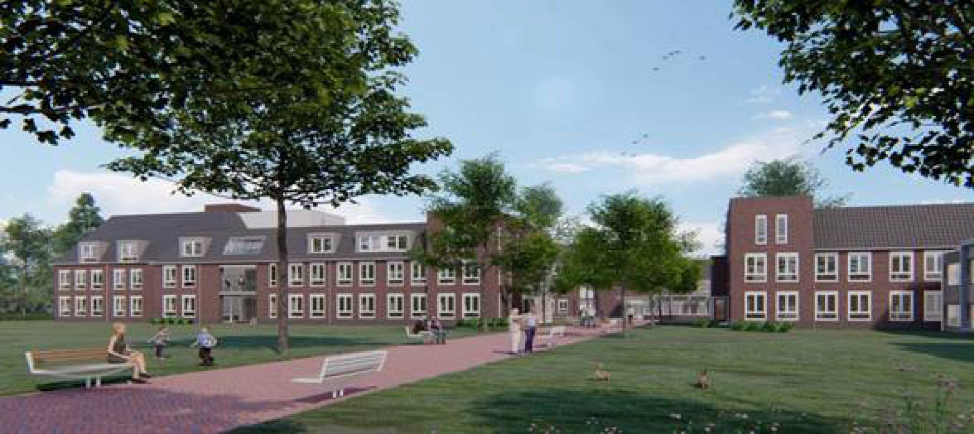 St. Elisabeth in Delden wordt uitgebreid